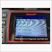 iCarsoft POR V2.0 テスター スキャンツール OBD2 ライブデータ その4の画像
