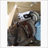 Abarth595 強化アクチュエーター容量確認の画像