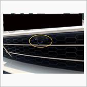 BMW E92[LCI] フロント カメラ交換の画像