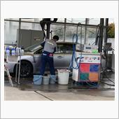 キーパーラボ純粋手洗い洗車&フッ素ガラスコーティング(全面)の画像