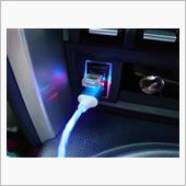 【備忘録】YAC VP-134 USBポート(充電+オーディオ)の画像