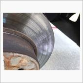 整備記録 2020/05/24 フロントブレーキローター交換の画像