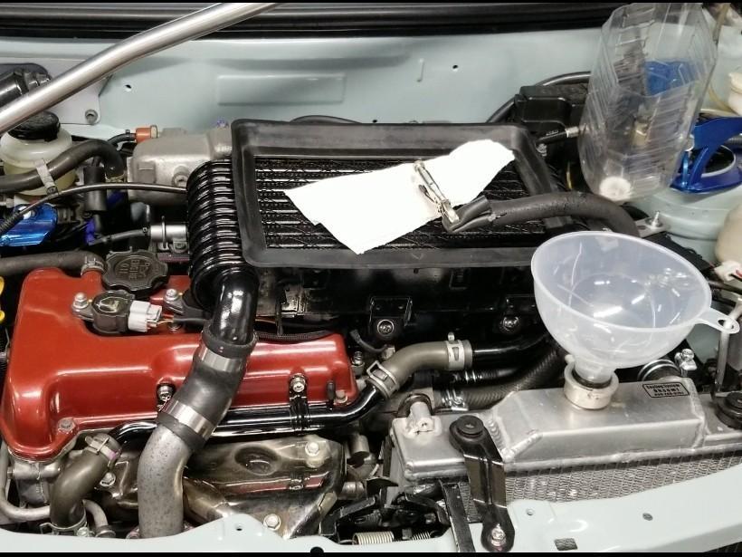 20200524エンジン始動