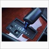ATギアセレクターポジションインジケーター 改US仕様LEDイルミネーション化の画像