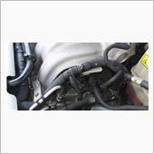 エンジン内コルゲートチューブ張り替えの画像