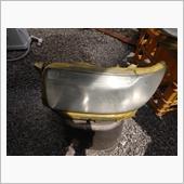 ヘッドライトウレタンクリア塗装の画像