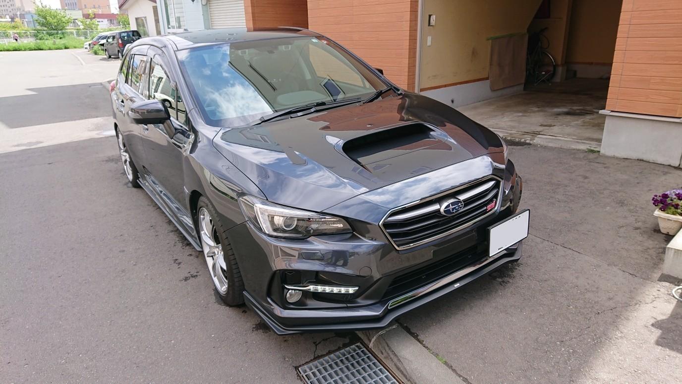 2020サイバーナビ更新&オマケ洗車(65490km)