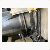 デスビオイル漏れ修理の画像