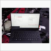 Hondata FlashPro リセッティングの画像