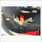 フルバケのサイド擦れ防止の画像