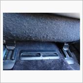 LS460後期運転席シート換装 完成編の画像