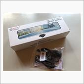 AKEEYO ドライブレコーダー ミラー型 12インチ 右側カメラ仕様 デジタルインナーミラーの画像