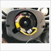 エアバッグ警告灯点灯の画像