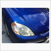 ヘッドライトのハードコート復元2回目の画像