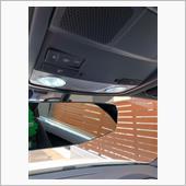 ルームランプLEDに変更の画像
