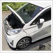 バッテリーの補充電 (3年&自粛で地味に能力低下!?)の画像