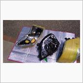 ◆NV350キャラバン◆LEDヘッドライト分解記録の画像