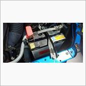 バッテリー交換の画像