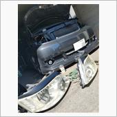 ヘッドライト修理の画像