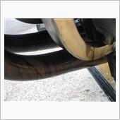 チャンバーオイル漏れ対策#2の画像