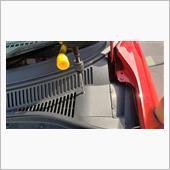 車高調減衰力調整用に内装等加工の画像