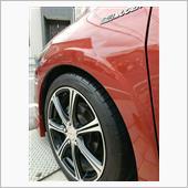 タイヤ&お掃除の画像