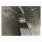 オーバーフェンダーのクリップ交換の画像