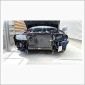 BNR32 エアコン修理 その6の画像