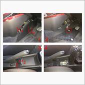 TMシフトカラー室内側取付_zc33s(6MT)スイスポの画像