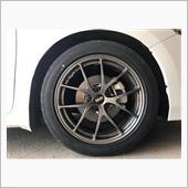 タイヤ履き替えの画像