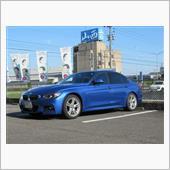 メンテナンスは大事..BMW F30 320d エンジンオイル+エレメント交換の画像