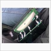 エアコンスイッチパネルをセルフ分解修理!!の画像