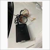 アンテナ付きETCに交換の画像