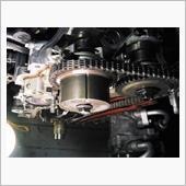 KFエンジンのオイル漏れ修理 と タイミングチェーン交換 その⑦  作業編 1の画像