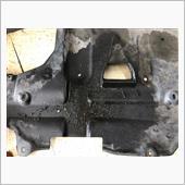 オイル漏れ修理の画像