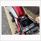 バッテリー充電器ワンタッチ接続コネクタ取付の画像