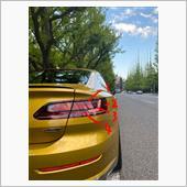 ブレーキランプ8灯化コーディングの画像