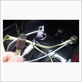 充電プラグの位置変更の画像