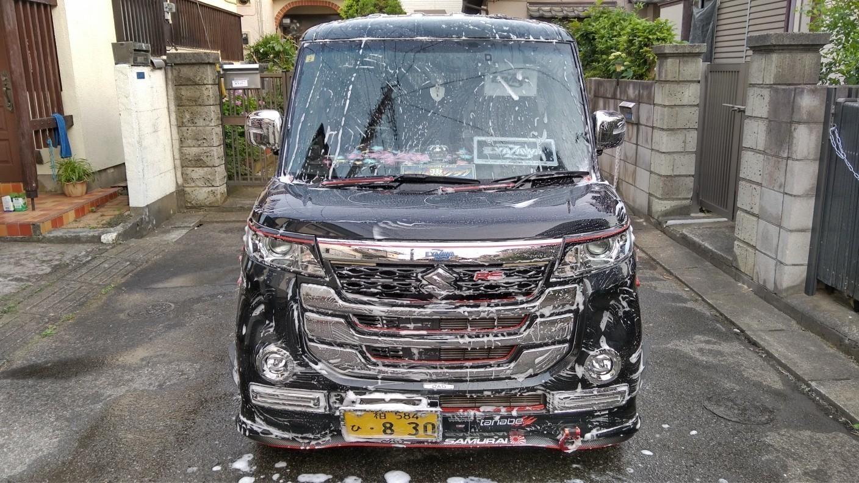 ☆オフ会前日に✨2020年✨19回目の洗車です☆