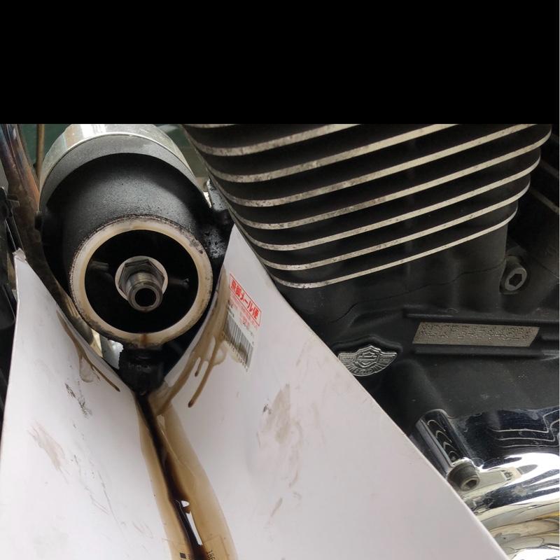 エンジンオイル トランスフルード交換