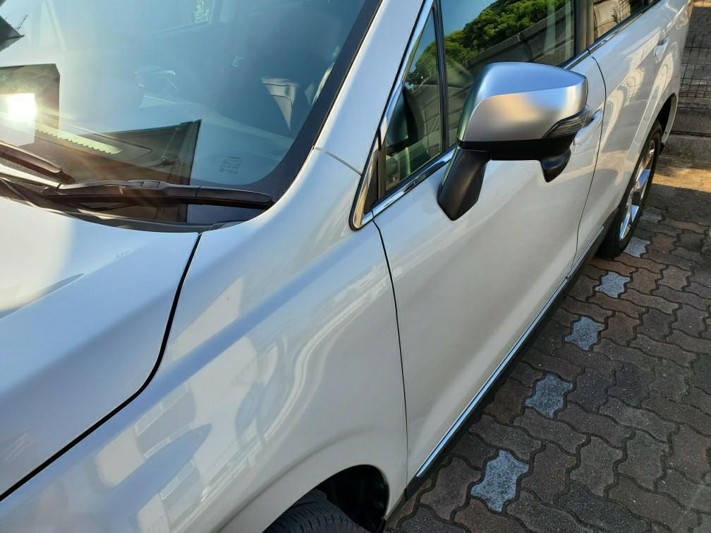 毎週恒例の洗車✨