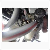 クランクすると、あっけなく始動~(嬉) 370Kmしか走ってないエンジンで、オイル交換もしたばっかりなので、小気味よくエンジンが回ります。<br /> そして、アイドリングの回転を調整して・・・。 エンジンが絶好調な感じです(嬉)