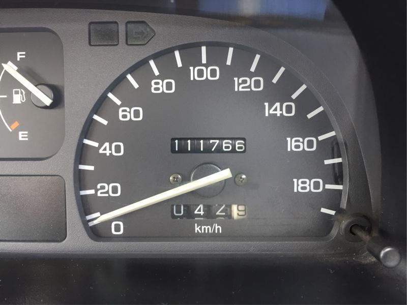 エンジンオイル交換【111,766km】
