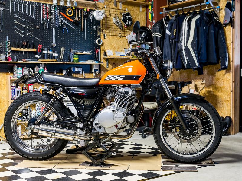 トラッカー グラス グラストラッカー(スズキ)の中古バイク・新車バイク