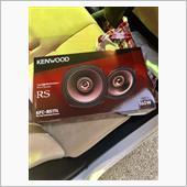 KENWOOD RS174 取付