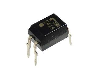 フォトリレーはTLP241Aを使用しています。<br /> 製品の●印が付いている端子(1)がアノード側(マイコンの出力ピン)、2番端子がマイコンのGNDと繋がります。<br /> <br /> 3番、4番端子は車両のアイドリングストップ切り替えスイッチへ接続します。<br /> ※3番、4番端子に極性はありません。<br /> <br /> http://akizukidenshi.com/catalog/g/gI-11516/