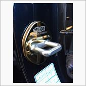 ドアストライカーカバー取付の画像