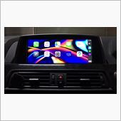 E60 BMW Apple CarPlay Full Screen