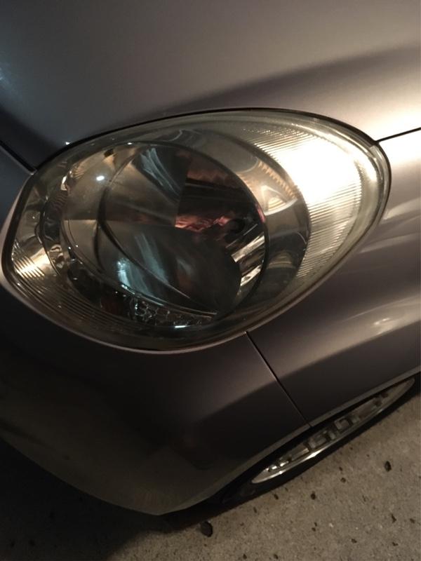 くすんだヘッドライトはピカールで磨いた<br /> <br /> 灯火類は流行りのLED<br /> <br /> 最近目が悪くなってね...