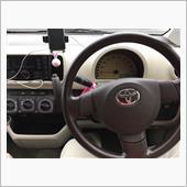 ついでにトヨタ純正CDデッキ換装<br /> <br /> USBポートが欲しかっただけ<br /> <br /> デカイモニター付けるの好きじゃ無いからナビはiPhoneで十分